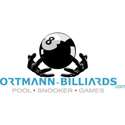 Ortmann Billiards Logo